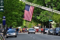 Boston Memorial run in Raleigh: Photo by Ben Dillion