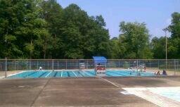 Longview Pool by Jerry B