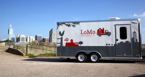 LoMo truck