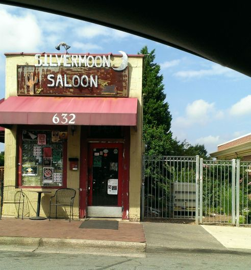 Silvermoon Saloon