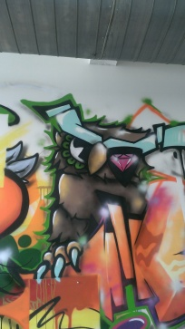 Design Box graffiti installment 2