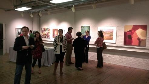 ArtSpace media event