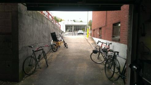 Oak City Cycling shop