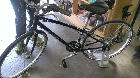 bike at OCC