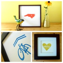 Darling & Dear cards and prints