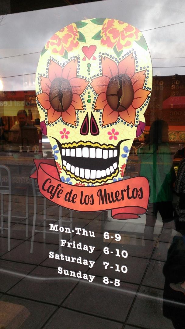 Cafe de los Muertos