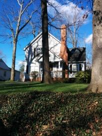 Homes in Five Points neighborhood