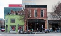 Hargett Street in Raleigh