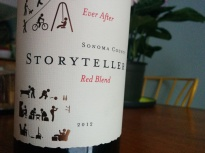 Storyteller | 2012 | Ever After Red Blend | Sonoma County California