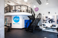 Flywheel Studio in Raleigh
